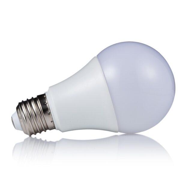 led Φως & Τέχνη Σιώρας Προσφορές Μήνα HOT-E27-LED-Lamp-7W-110-220V-LED-Bulb-Light-SMD5730-Real-Watt-LED-Light-High