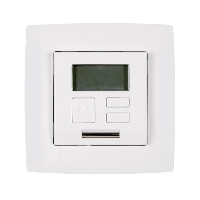 Θερμοστάτης 16Α Λευκός 190781 |