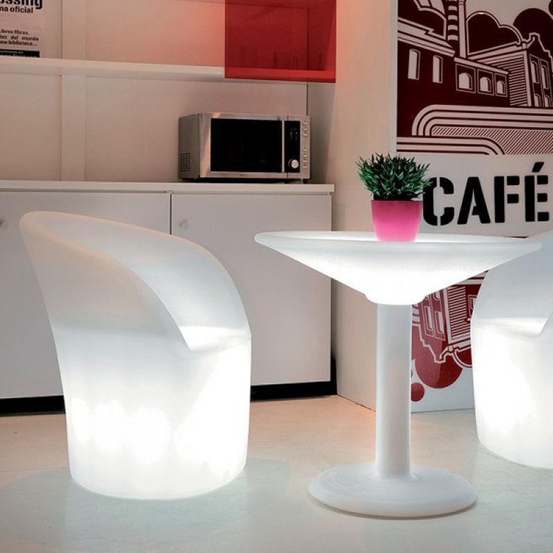 Τραπεζάκι LED RGB Αδιάβροχο H74cm |