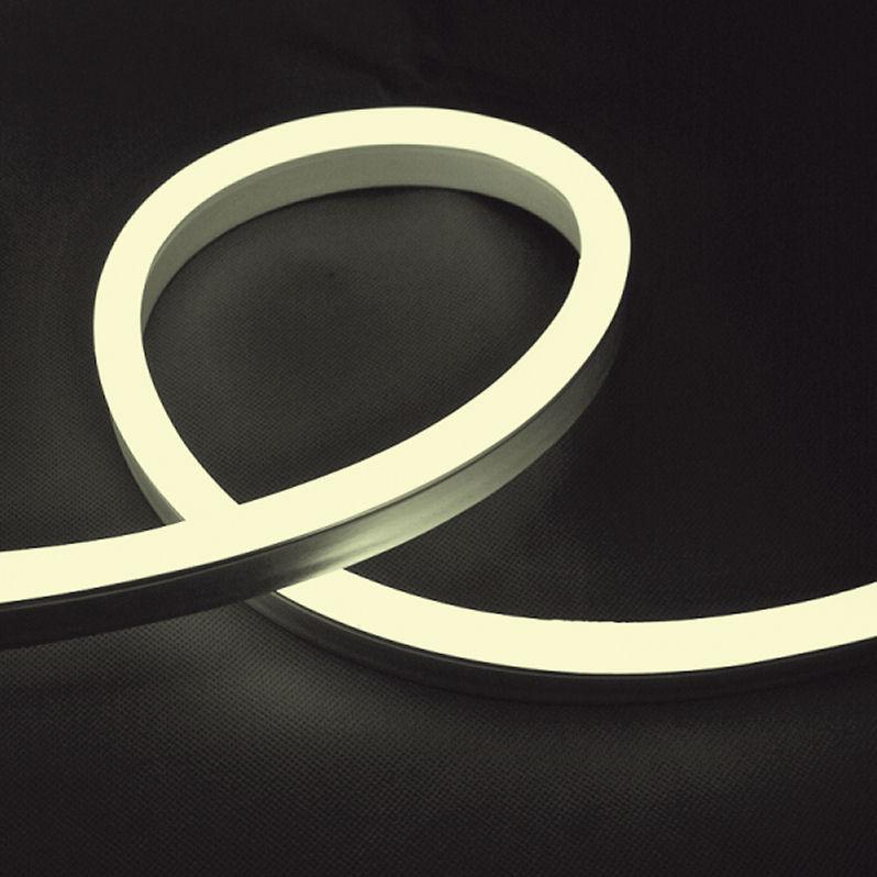 LED Neon Flex 12W 24V IP65 Λευκό Θερμό Dimmable |