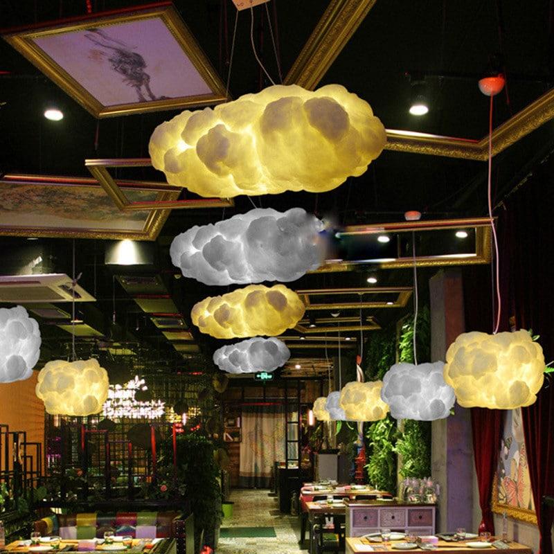 Κρεμαστό Φωτιστικό Σύννεφο 60cm 3XE27 |