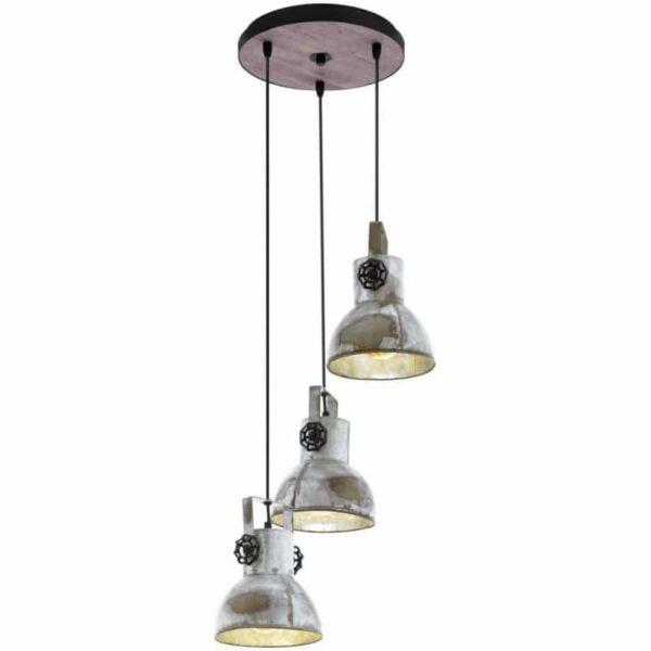 Κρεμαστό Φωτιστικό EGLO Barnstaple 49647-1