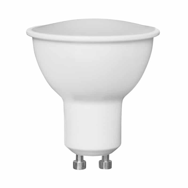LED Σποτ GU10 7W 220-240VAC Λευκό Ψυχρό |