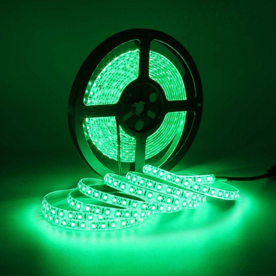 Ταινία LED 7.2 Watt 12 Volt Πράσινο IP20 |