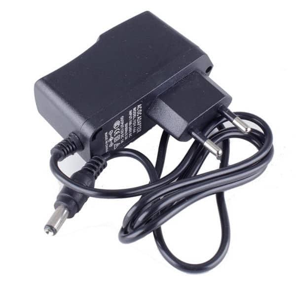 Τροφοδοτικό LED 12 Watt 12VDC με καλώδιο |
