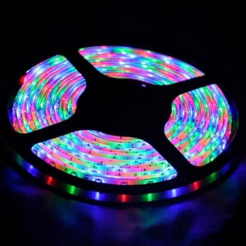 Ταινία LED 7.2W 30LED 5050 12VDC RGB IP20 79840  