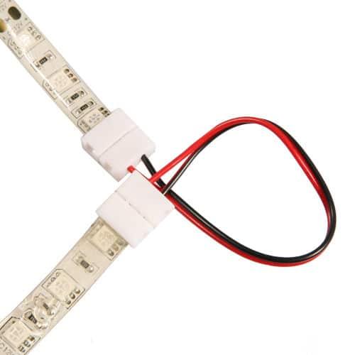 Διπλός connector για 4.8W με καλώδιο 15cm |
