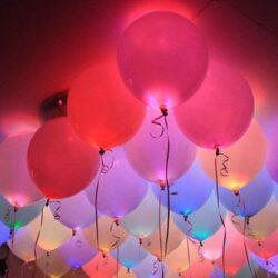 Φωτιζόμενα Μπαλόνια LED