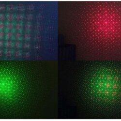 LED Laser Projector Κήπου με φωτοκύτταρο & πρόγραμμα