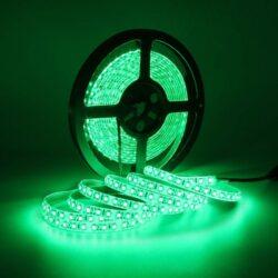 Ταινία LED 7.2 Watt 12 Volt Πράσινο IP20