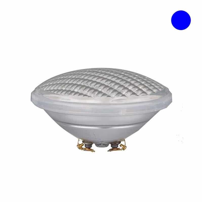 Λάμπα Πισίνας LED SMD PAR56 IP68 20W ΜΠΛΕ 12v AC/DC