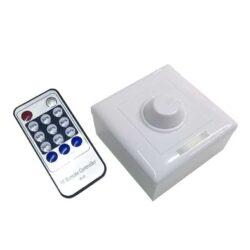 Dimmer για LED 220 Volt 350 Watt Ασύρματο GloboStar 48450