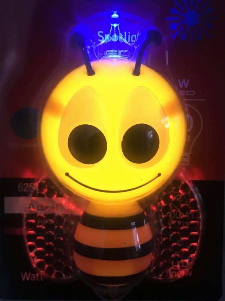 LED Φωτιστικό Νυκτός Μελισσούλα 1W