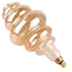 LED E27 12Watt Filament Λευκό Θερμό Dimmable BH200