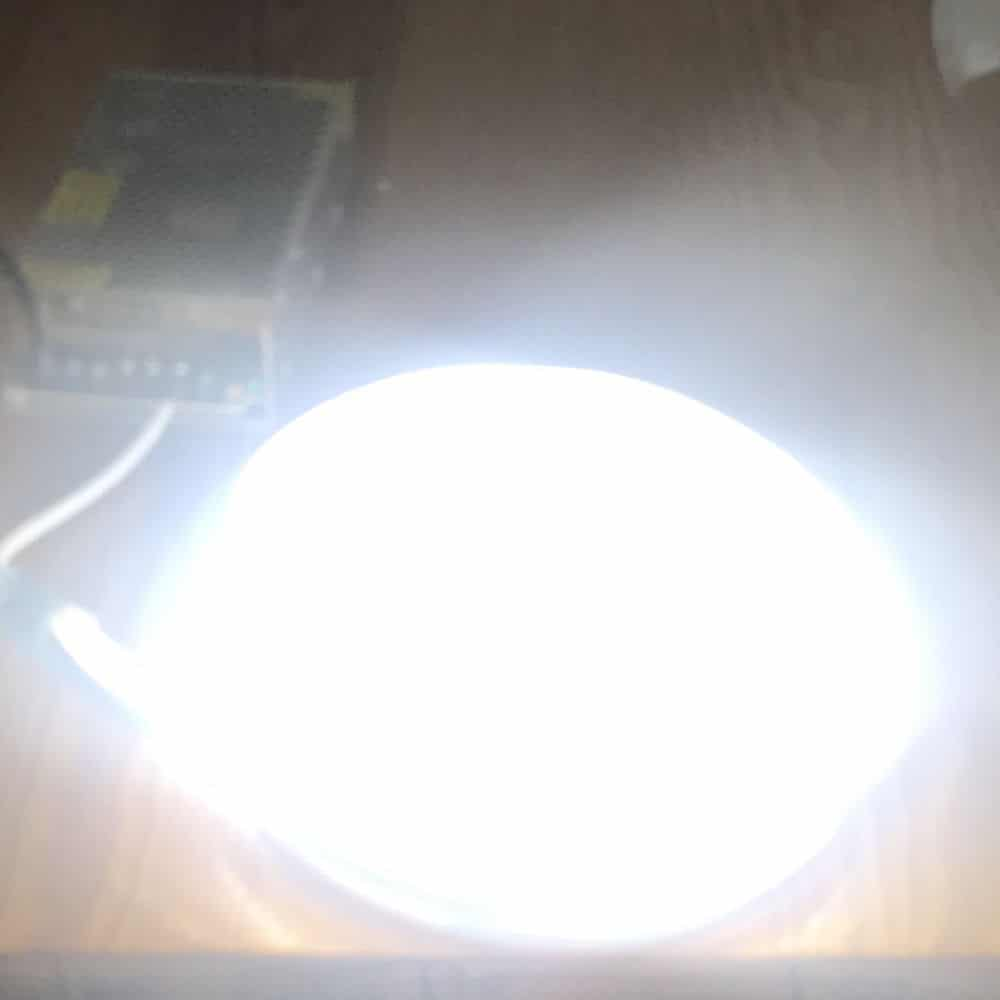 LED Neon Flex 12W 24V IP65 Ψυχρό Λευκό Dimmable