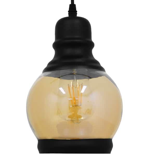 Κρεμαστό Φωτιστικό Μελί Φ16 GloboStar OLIVER 01505 |